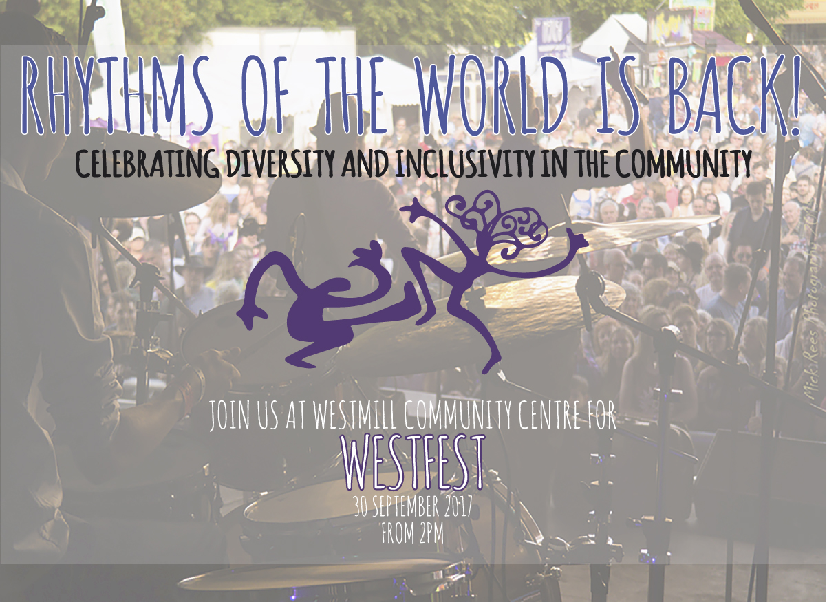 Rhythms of the World launches 25th Anniversary Celebrations