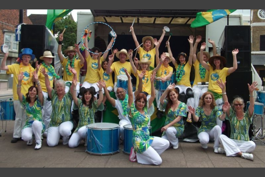 Local Samba Group Looking for More Dancers